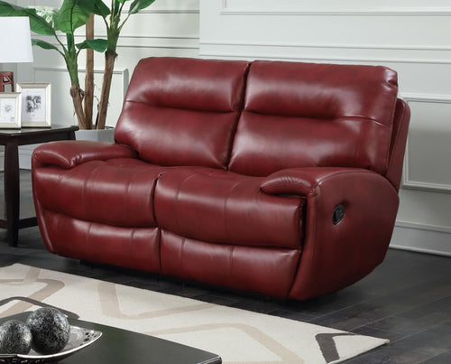 Bailey Recliner LeatherGel & PU 2 Seater