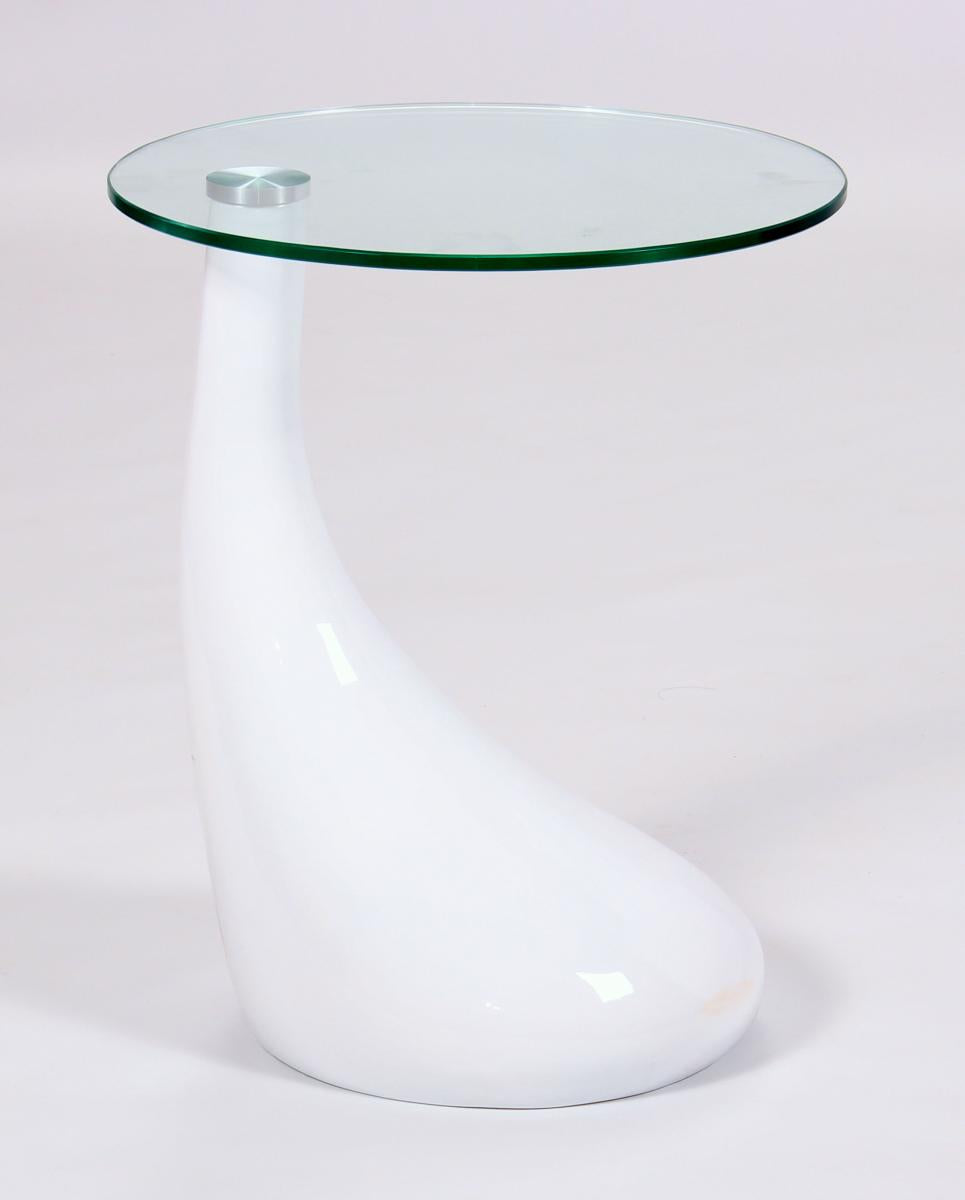 Chilton Lamp Table White