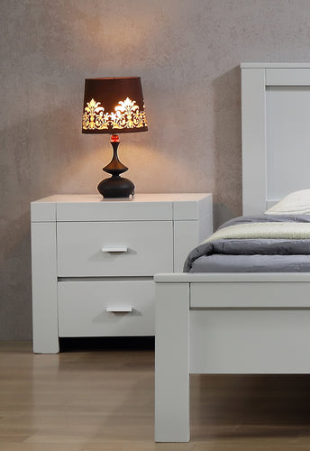 California Nightstand Grey