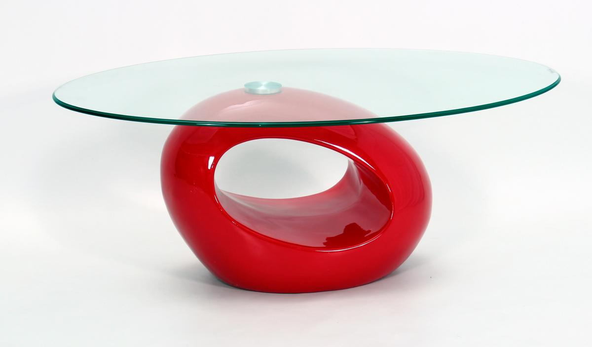 Dale Coffee Table Red