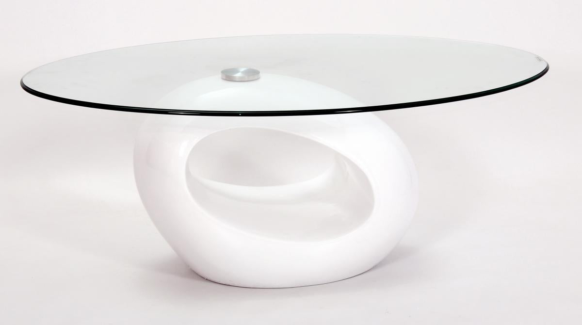 Dale Coffee Table White