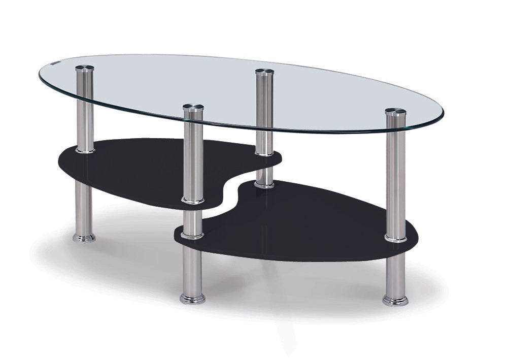 Hurst Coffee Table High Gloss Black