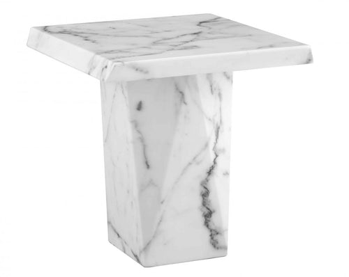 Rhine Marble Lamp Table