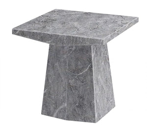 Multan Marble Lamp Table