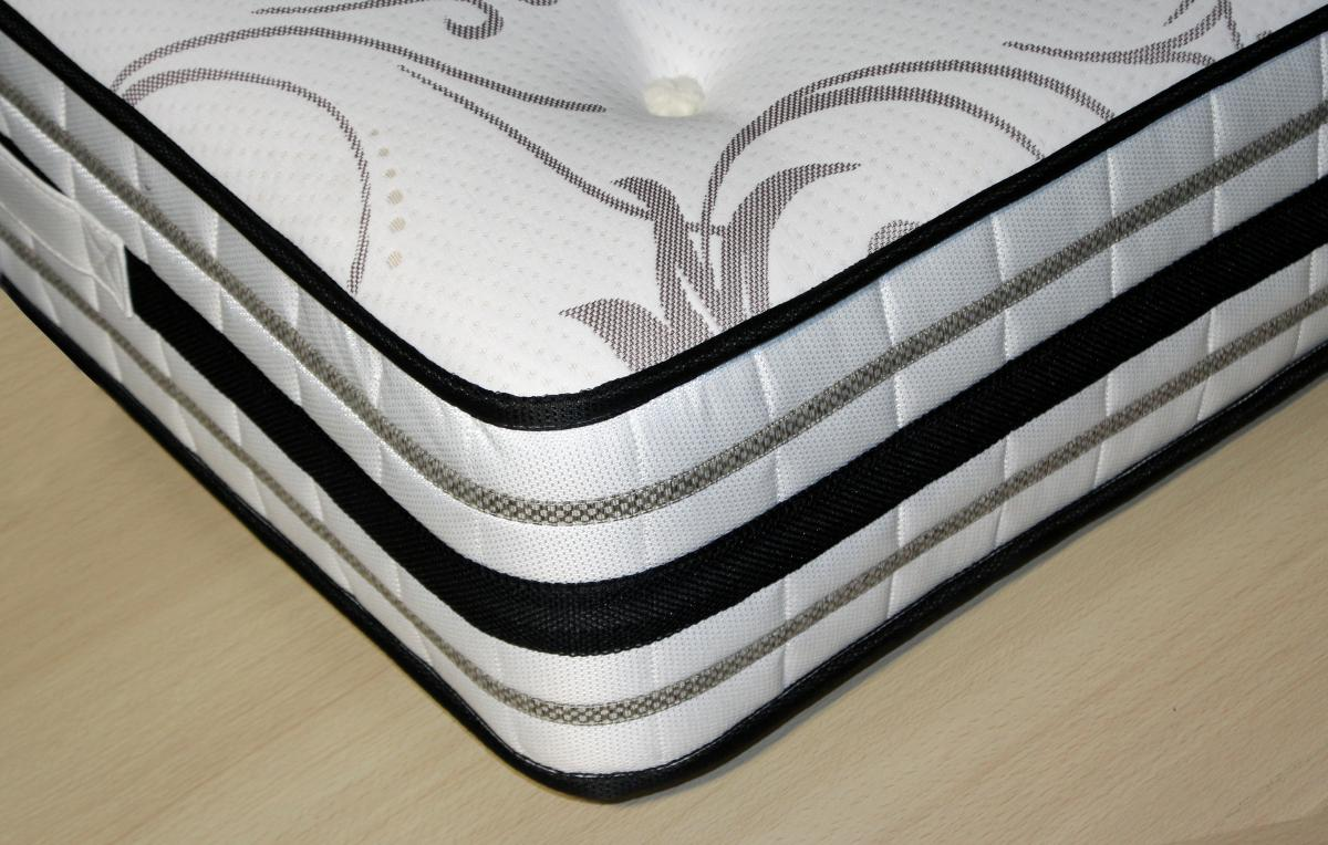 Double Mattress Luxury Memory Pocket