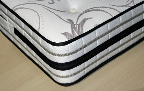 King Size Mattress Luxury Memory Pocket