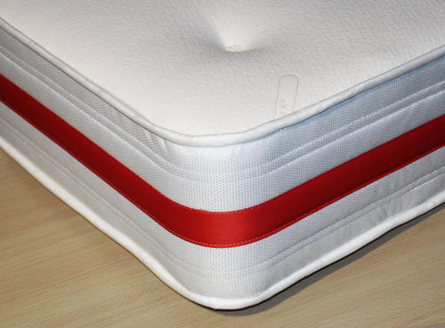 Double Mattress Spring Flex Memory Foam