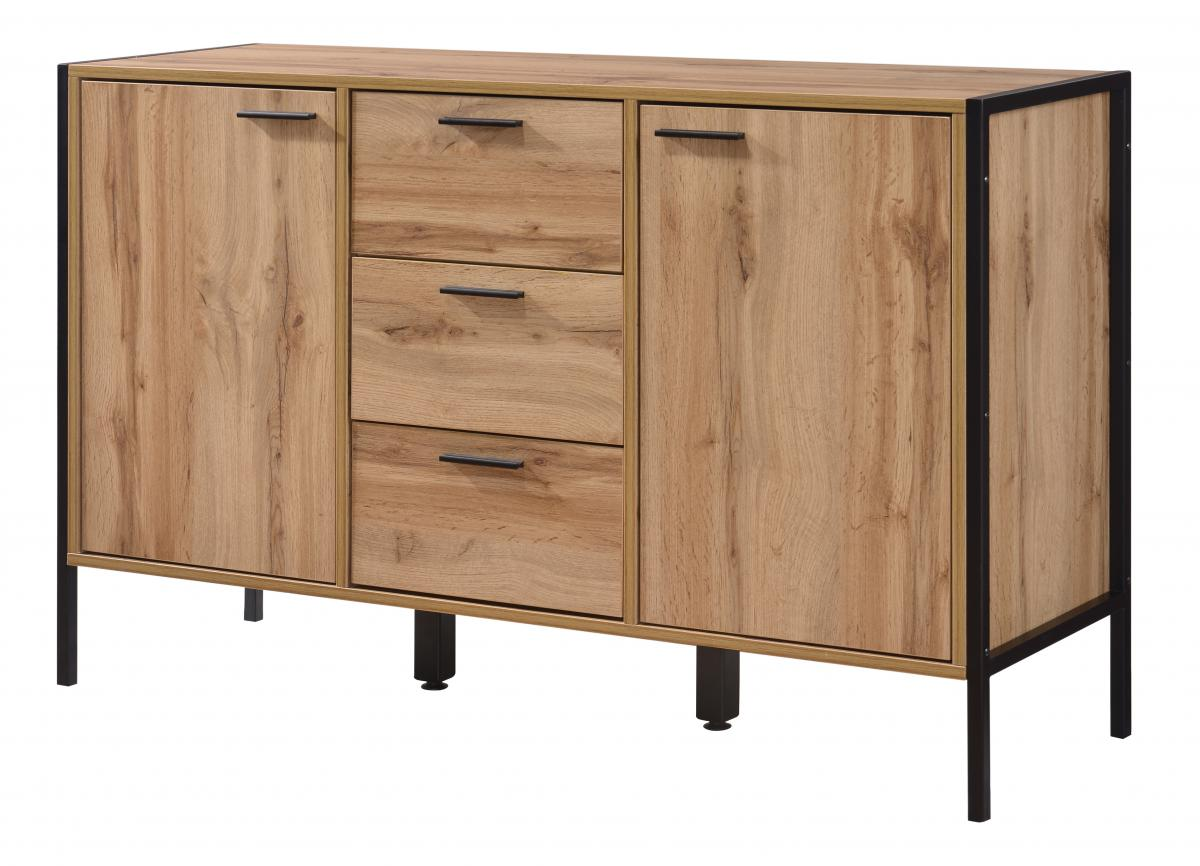 Michigan Sideboard 2 Door & 3 Drawers