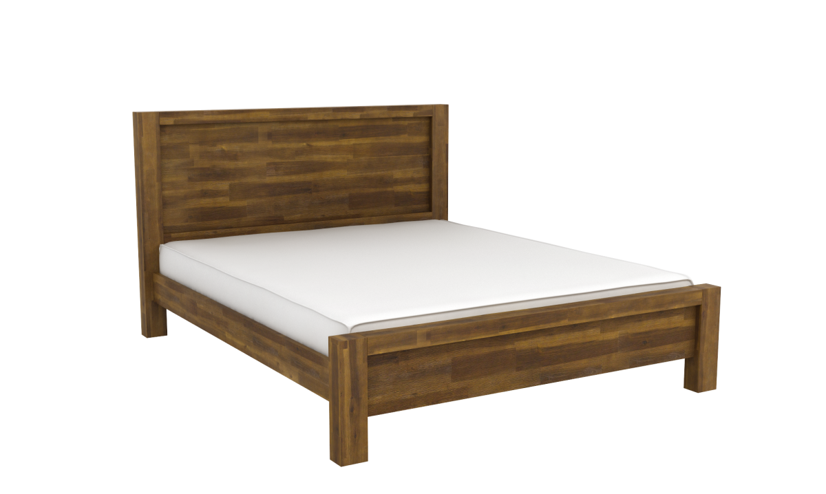 Parkfield Solid Acacia Double Bed