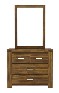 Parkfield Solid Acacia Dressing Table Mirror