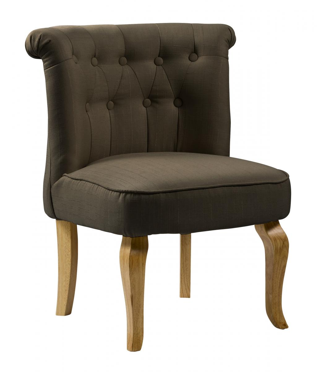 Pembridge Fabric Chair Brown