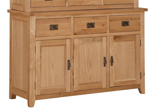 Stirling Buffet 3 Doors & 3 Drawers