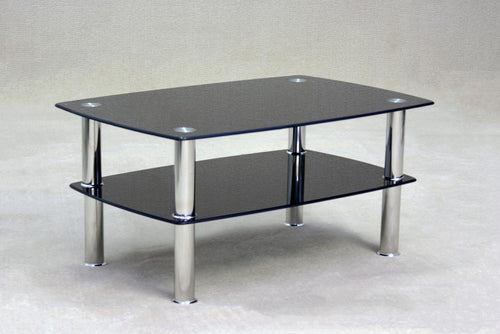 Togo Black Coffee Table A01