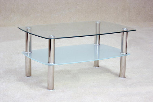 Togo Clear Coffee Table A01