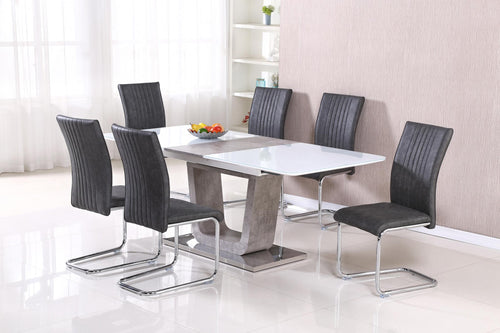 Topaz Extending Dining Set