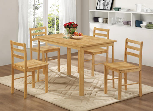 York Medium Dining Table Only Natural