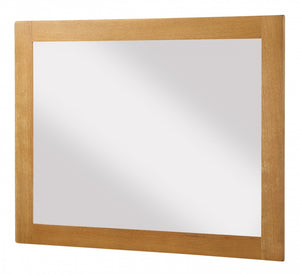 Acorn Solid Oak Mirror Large