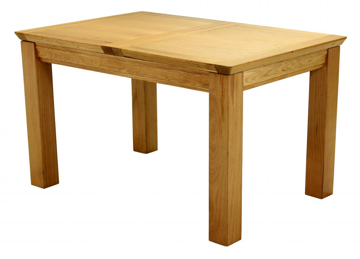 Breton Extending Dining Table Small