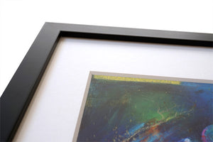 Framed print - Smooth