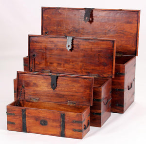 Jaipur Decor Trunk Set 1413