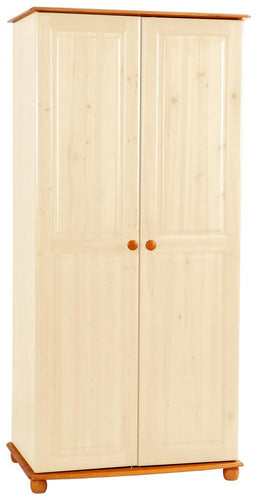Skagen Cream Wardrobe 2 Door
