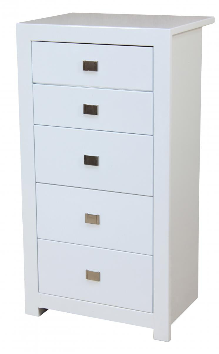 Sokoto High Gloss Chest White