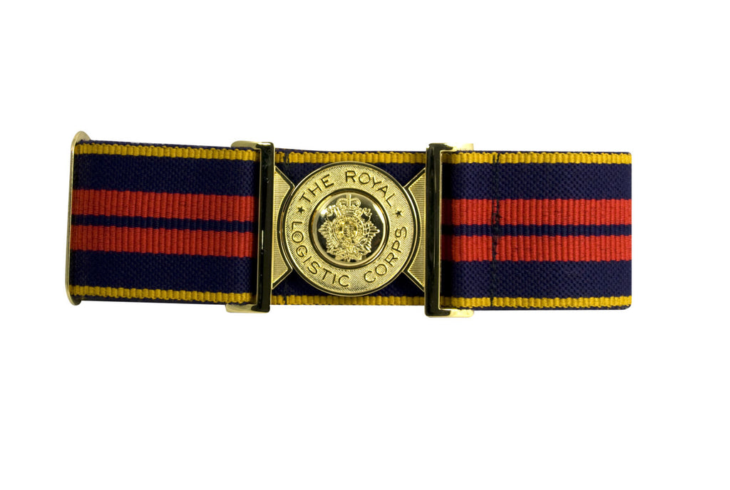 The Royal Logistic Corps (RLC) OR's Stable Belt