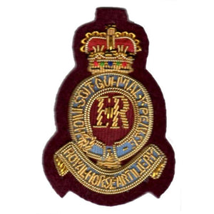 Beret Badge- 7 Royal Horse Artillery