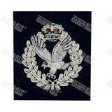 Army Air Corps Officers' Embroidered Badge