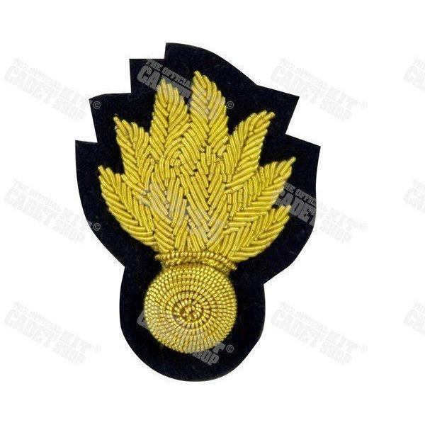Grenadier Guards Officers' Embroidered Badge