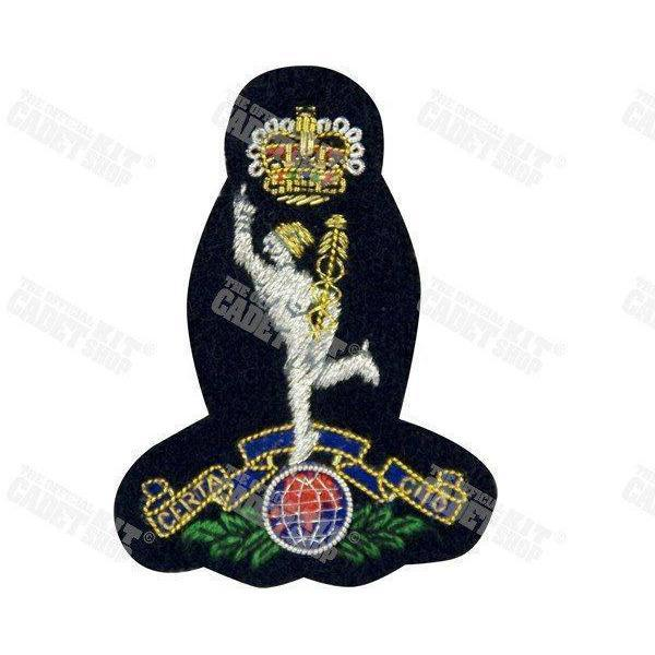 Royal Corps of Signals Embroidered Badge Embroidered Beret & Cap Badges Ammo & Company - Military Direct