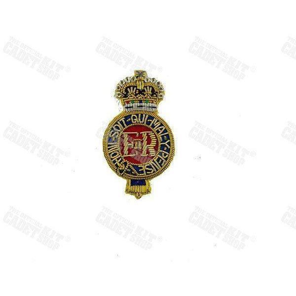The Life Guards Officers' Beret Badge Embroidered Beret & Cap Badges Ammo & Company - Military Direct