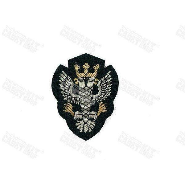 The Mercian Regiment Officers' Beret Badge Embroidered Beret & Cap Badges Ammo & Company - Military Direct