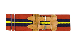 The Royal Regiment of Artillery (RA) Stable Belt
