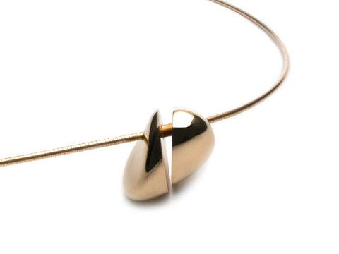 Necklace PEBBLE-1