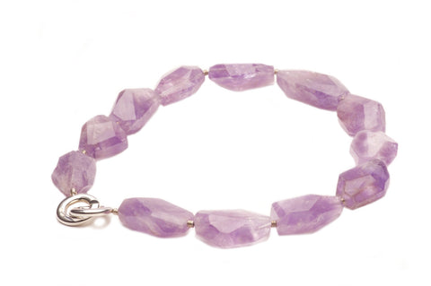 Necklace NB Amethyst