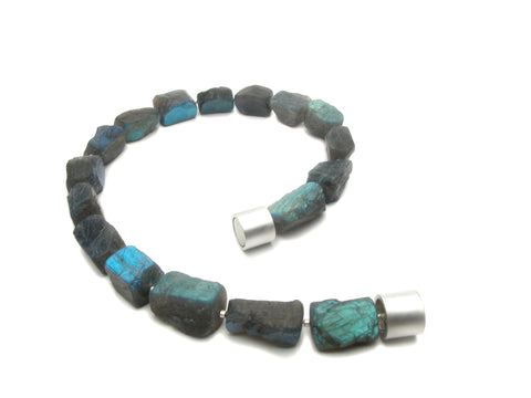 Necklace NB Labradorite