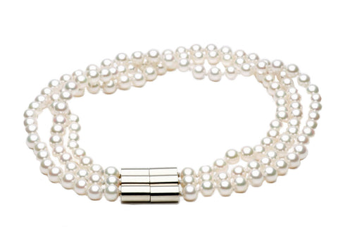 Pearl Necklace - custom work