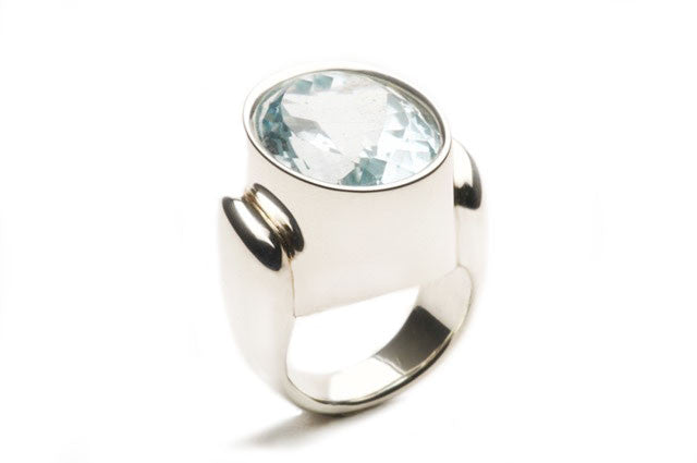 Ring in sterling silver. Price inquiry. $0.00
