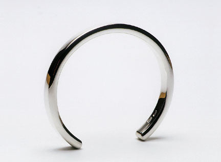 Cuff-bracelet in Sterling silver, for him or for her. $560.00