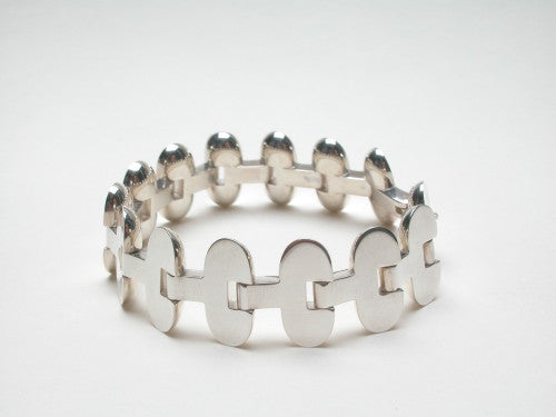 Highly polished or satin matte sterling silver. $1,080.00