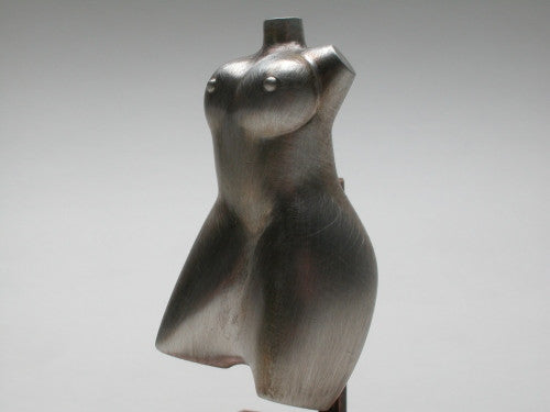 Sterling silver miniature sculpture. $1,850.00