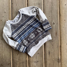 Load image into Gallery viewer, Snowflake GWM Raglan Sweater