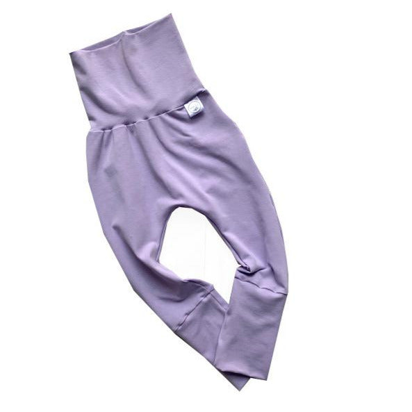 Grow with Me Solid Light Purple Pants