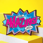 'Amazing!' Action Card