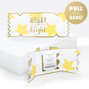 'Bold And Bright-Star' Cracker Card