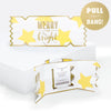 Bold And Bright Star Christmas Cracker Card