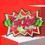 'Cracking Christmas' Action Card