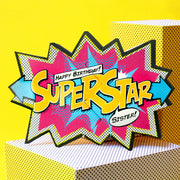 'Superstar Sister' Action Card