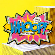 'Whoop' Action Card